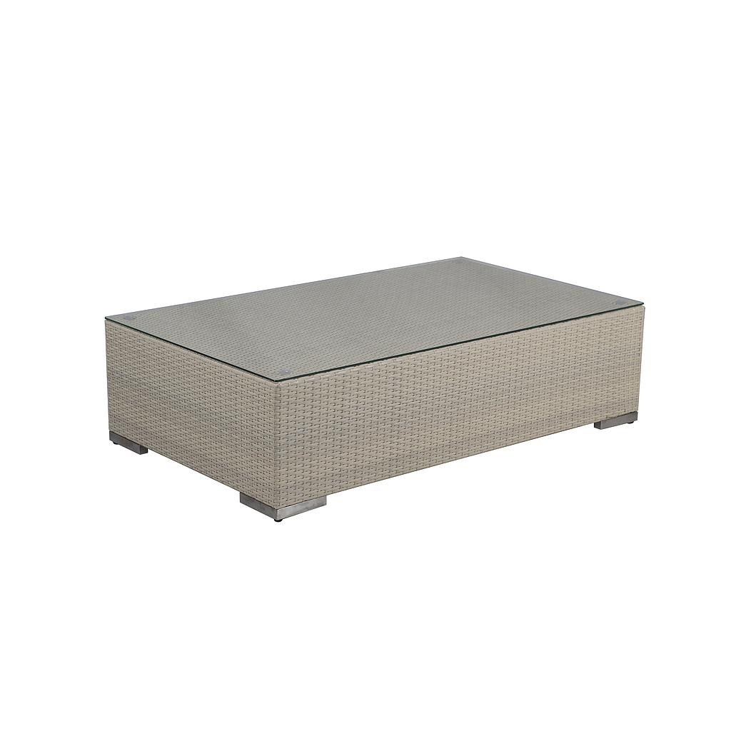Rodi Rect. Coffee Table Cm 121X72X32 H